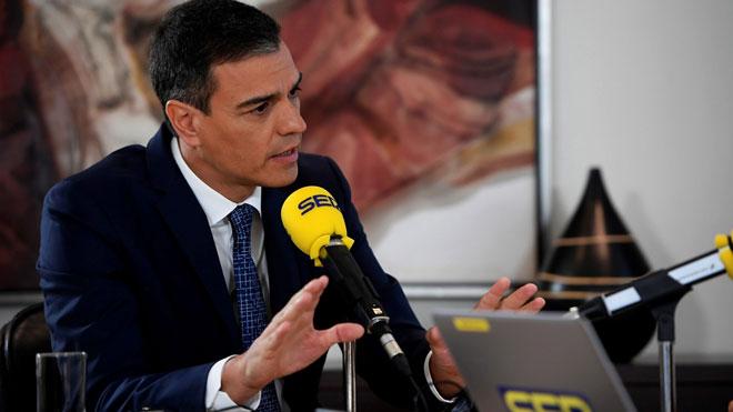 """Sánchez esclata contra Iglesias i dona per """"trencada"""" la negociació"""