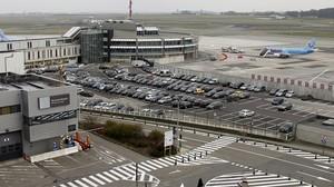 Aeropuerto de Zaventem, en Bruselas.