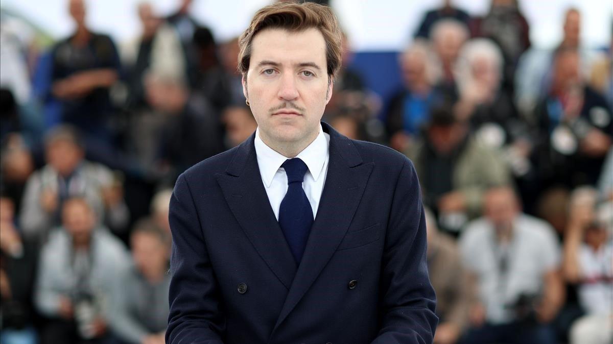 Albert Serra, tras la presentación de Liberté en Cannes