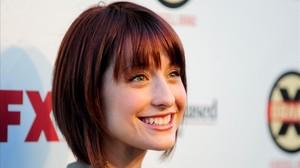 Allison Mack, en una imagen del 2012.