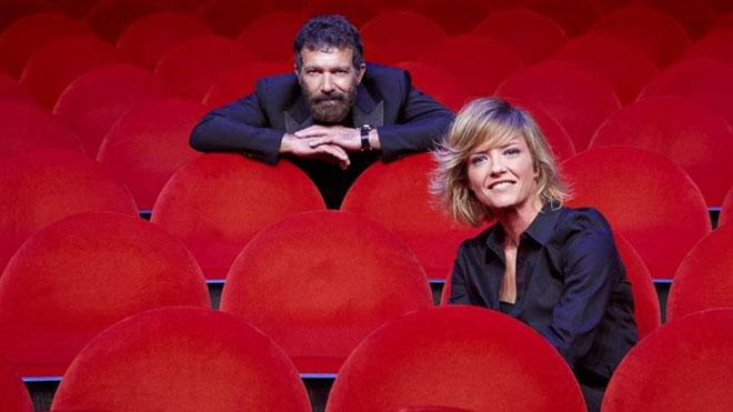 Antonio Banderas y María Casado presentarán los Goya 2021.