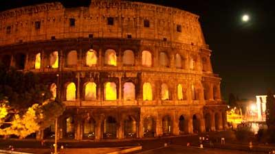 El Coliseo en llamas (virtuales)