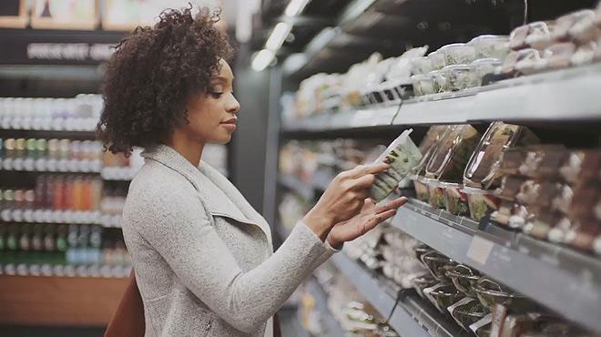 Arriba Amazon Go, el supermercat del futur.