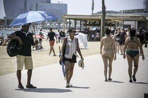 L'onada de calor s'agreuja a la Vall de l'Ebre i a Catalunya 42 graus