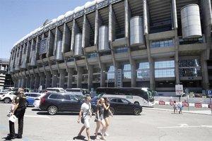 Reial Madrid - Manchester City: Madrid es blinda pels seguidors anglesos