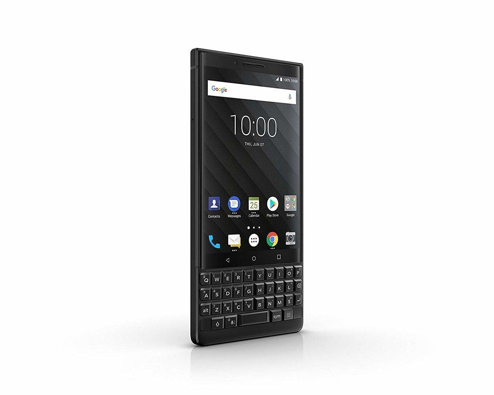 Nova versió de BlackBerry Key2, ara amb doble Sim