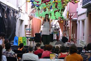 La calle Sant Jaume de Rubí revive este fin de semana su tradicional fiesta popular