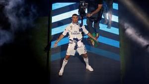 Cristiano celebra la Champions