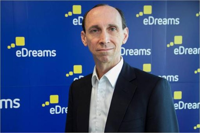 Dana Dunne, consejero delegado de Edreams Odigeo.