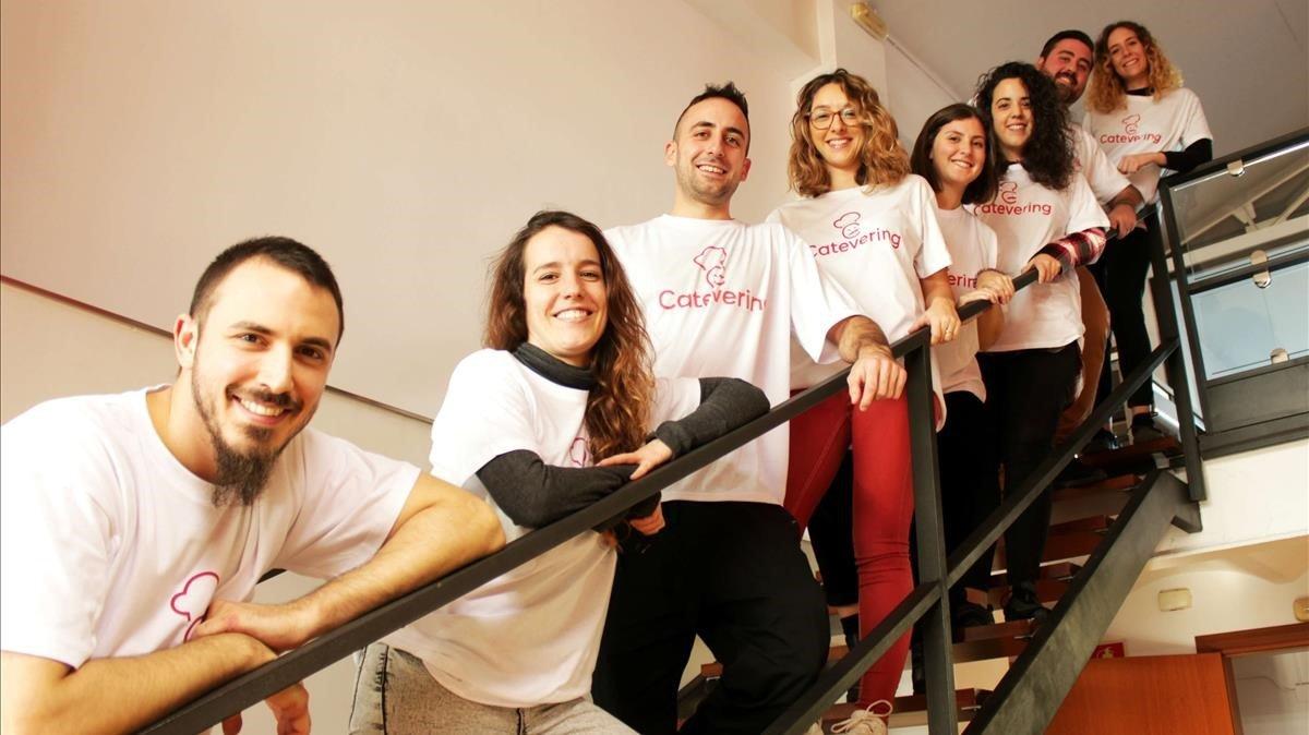 Catevering empieza a operar en Madrid tras cerrar una ronda de 100.000 euros