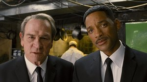 Escena de 'Men in black'.