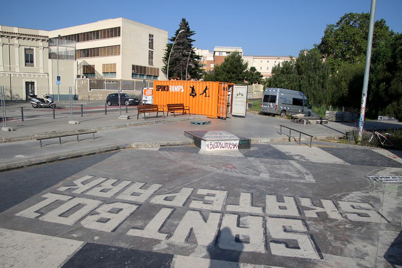 Está previsto que las obras del nuevo skatepark de Sant Boi terminen en 4 meses