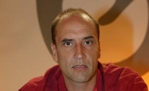 Leonardo Fasoli, guionista de la serie de televisión Gomorra.