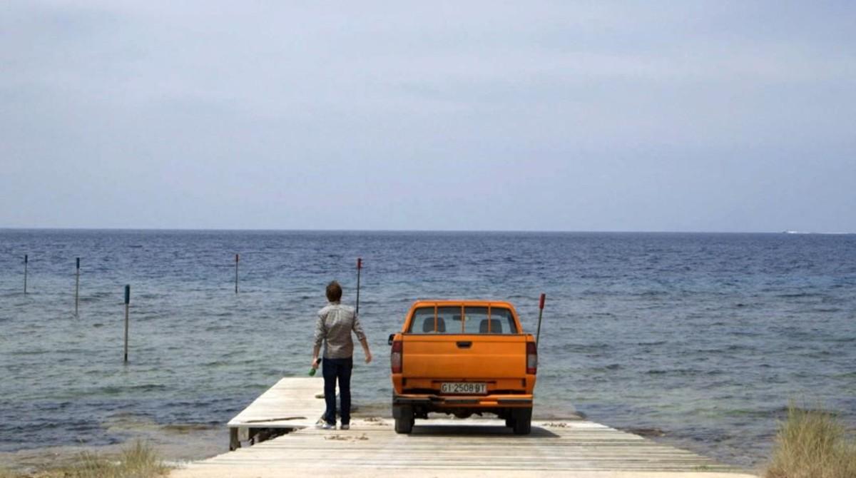 Imagen del episodio del programa de TV-3 El Foraster dedicado a Formentera.