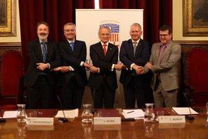 La UB s'uneix a cinc ciutats europees per crear una universitat innovadora