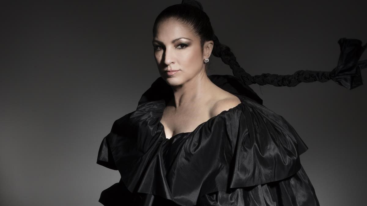 Gloria Estefan, en una imagen promocional de su nuevo disco