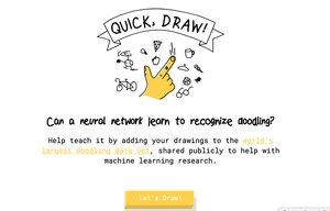 Aplicación para dibujar con Inteligencia Artificial.