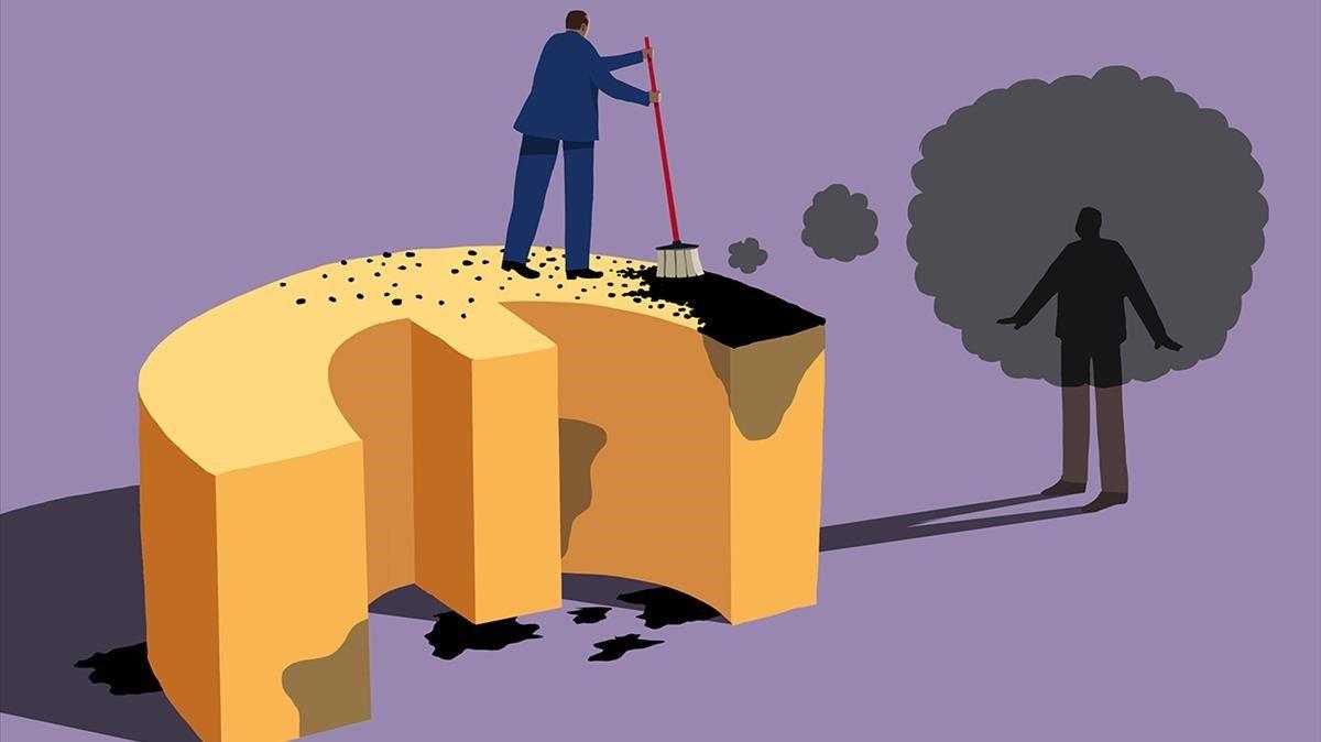 Descarbonizar la economía, pero ¿quién paga?