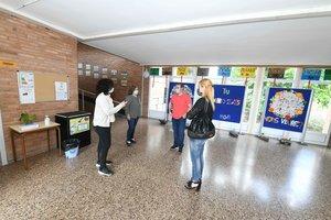 Rubí aprofita el confinament per millorar els edificis de nou centres educatius