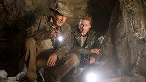 Antena 3 emite esta noche 'Indiana Jones y el Reino de la Calavera de Cristal'