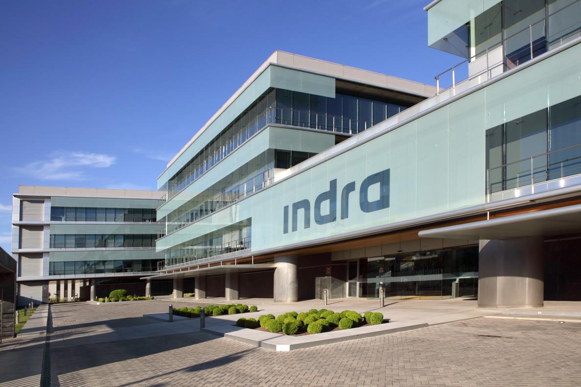 Indra va guanyar 18,3 milions en el primer trimestre, el 71% més