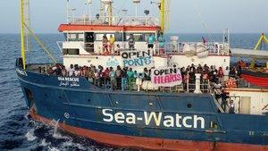 Cientos de vidas se perdieron en 2019 sin dejar rastro en los llamados barcos fantasmas, que supuestamente se extraviaron en el Mediterráneo.