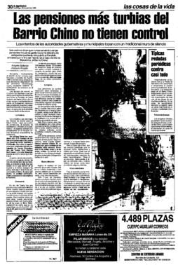 La investigación de 1985