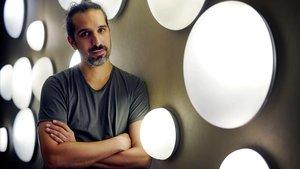Javier Ruiz Caldera, fotografiado este miércoles en Madrid