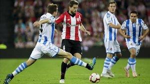 Controvèrsia d'Iñigo Martínez amb la selecció