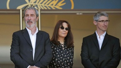 Godard, genio sin figura en Cannes