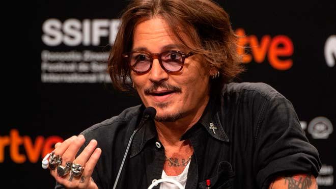 Johnny Depp dice que Trump le hace reír: Es una comedia de terror.