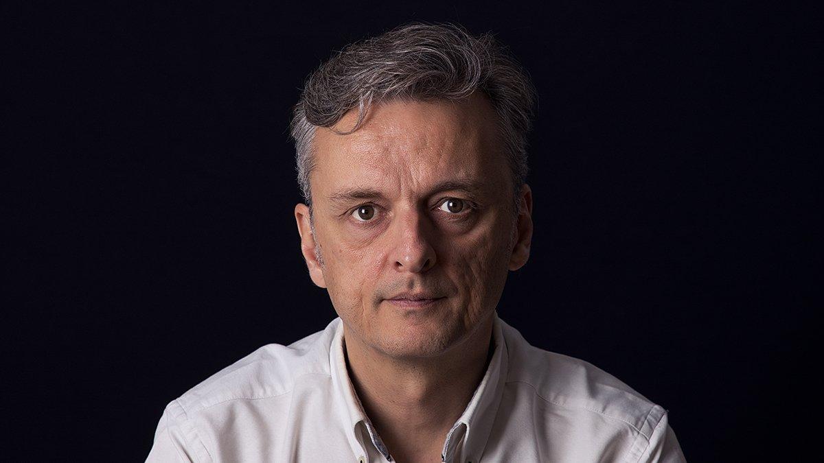 José Carlos León, autor de El buen capitalista