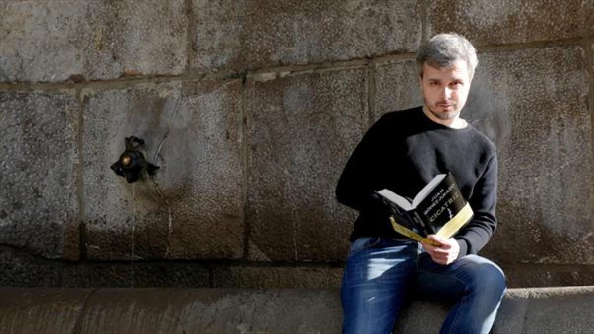 El escritor Juan Gómez-Jurado.
