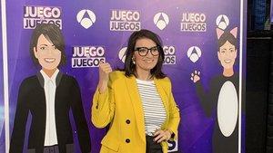 """Antena 3 presenta 'Juego de juegos', el """"traje hecho a medida"""" de Silvia Abril en televisión"""