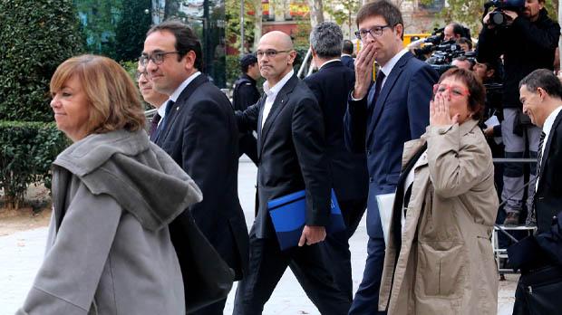 La jueza Lamela avala que un solo tribunal investigue la causa soberanista