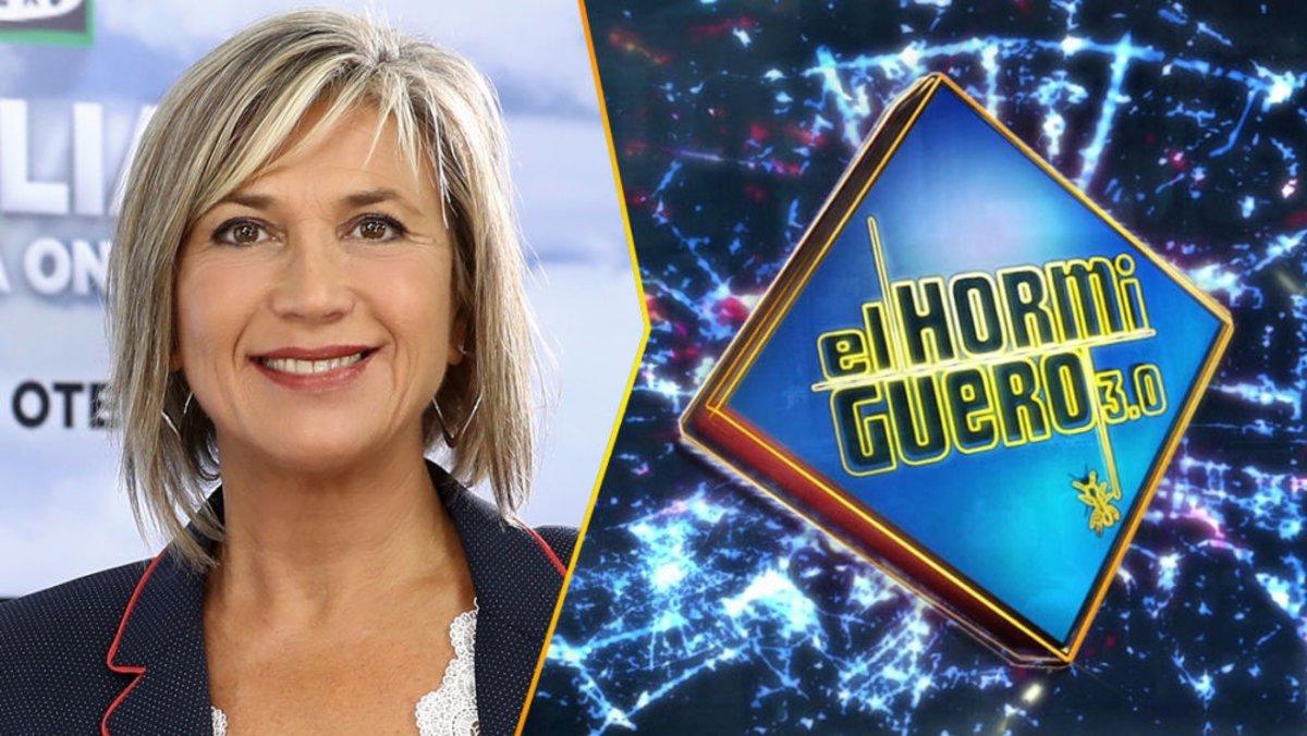 Julia Otero, la próxima invitada de El Hormiguero.
