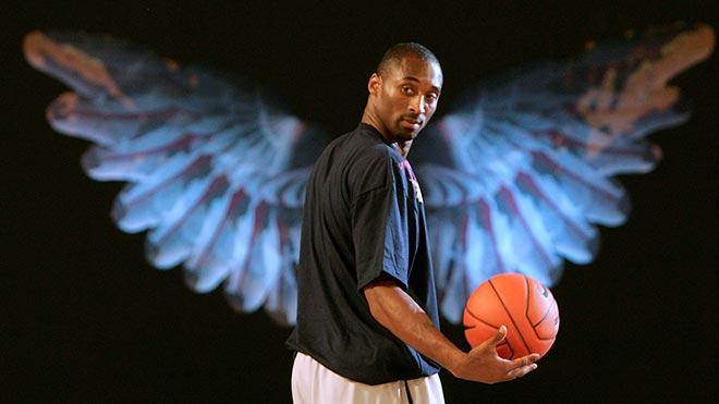Kobe Bryant, el llarg adeu en imatges