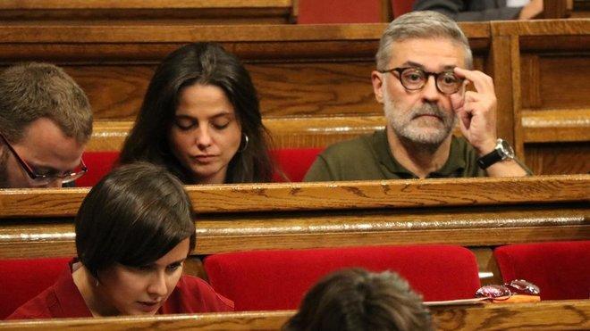 """La CUP, al Govern: """"Aquest poble guanyarà la independència amb vostès o contra vostès"""""""
