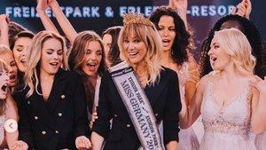 Leonie Charlotte von Hase, empresaria y madre, nuevo modelo de la mujer actual y nueva Miss Alemania.