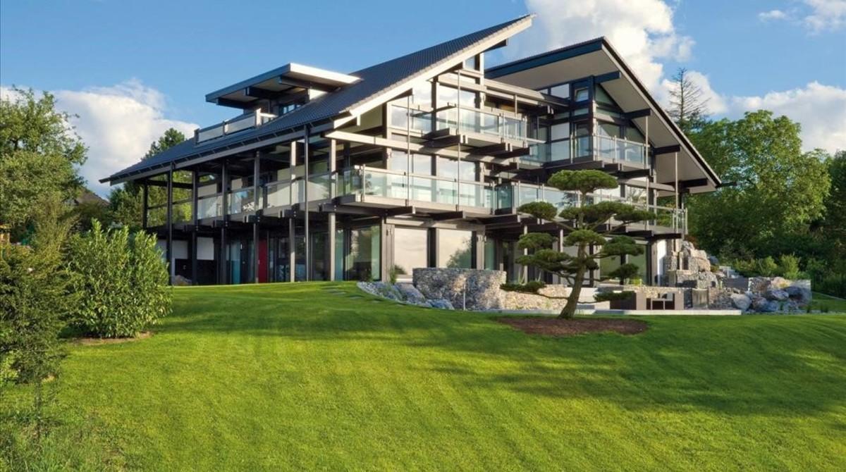 La casa de Antonio Banderas en el condado de Surrey.