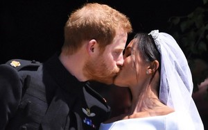 El casament reial, en imatges