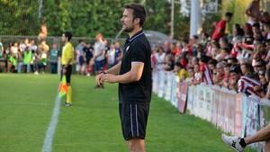 López Garay, técnico del Reus.