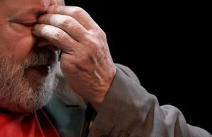 Lula purga desde abril en Curitiba (sur) una pena de 12 años y un mes de cárcel por corrupción y lavado de dinero.