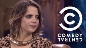 Macarena Gómez, protagonista de '¡Stop Princesas! Live', el nuevo especial de Comedy Central.