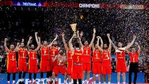 Espanya obre una altra època d'or guanyant el Mundial