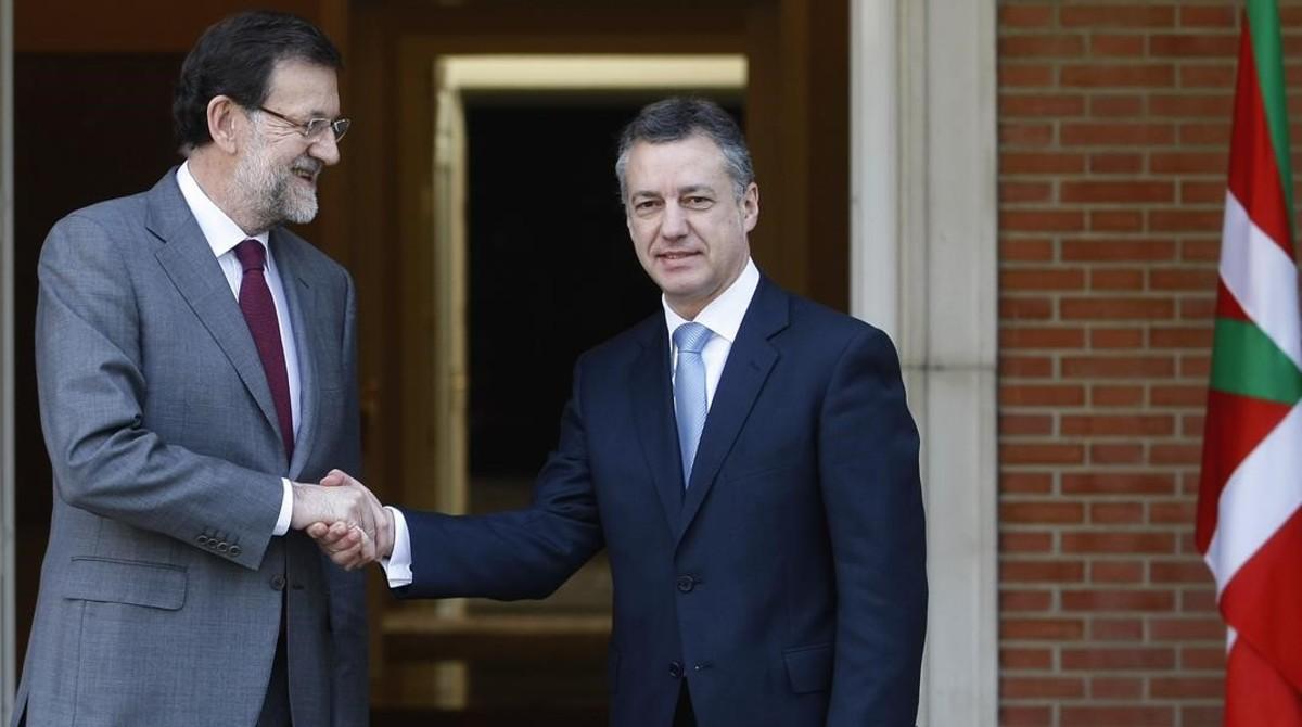 El lendakari Iñigo Urkullu ha comunicado a la UE que está dipuesto a mediar entre el Gobierno español y el catalán