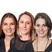 Meritxell Rovira, Biola Maria Javierre y Ruth Rodríguez