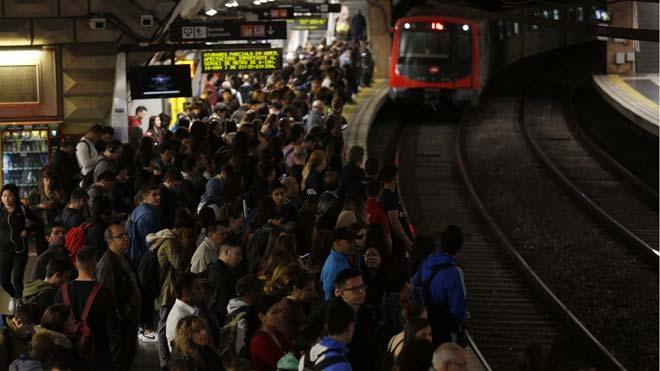 Vaga de metro a Barcelona | Directe