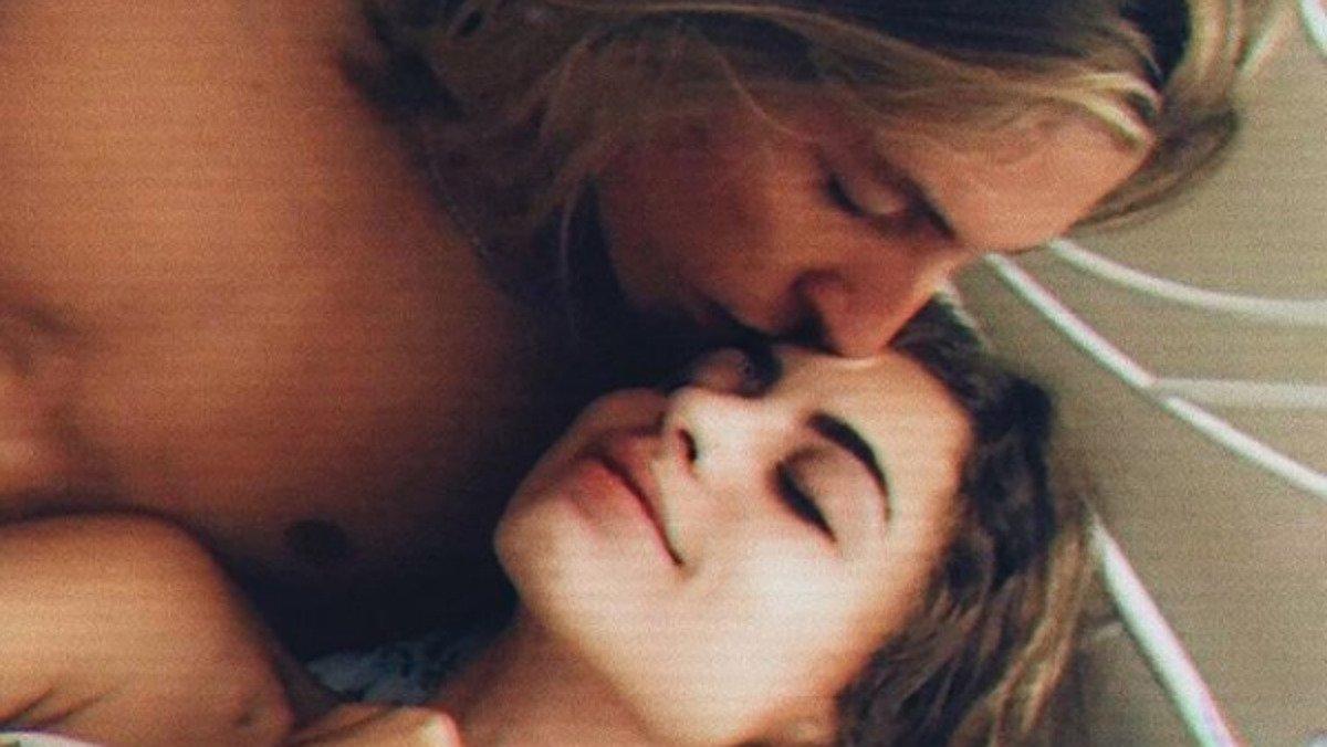 Michelle Avila y Christian Kent, en una de sus últimas fotos.