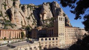 LAbadia de Montserrat